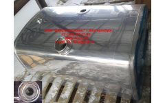 Бак топливный 400 литров алюминиевый F для самосвалов фото Воронеж