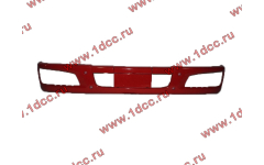 Бампер F красный пластиковый для самосвалов фото Воронеж