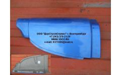 Обтекатель кабины левый HANIA синий фото Воронеж